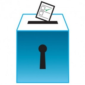 Komt van http://www.vecteezy.com/vector-icons/52322-voting-and-ballet-box-vector